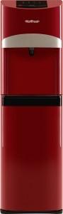 Напольный кулер для воды HotFrost 45A Red с нижней загрузкой бутыли
