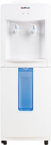 Напольный кулер для воды HotFrost V118R