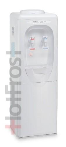 Напольный кулер для воды HotFrost V230C с шкафчиком