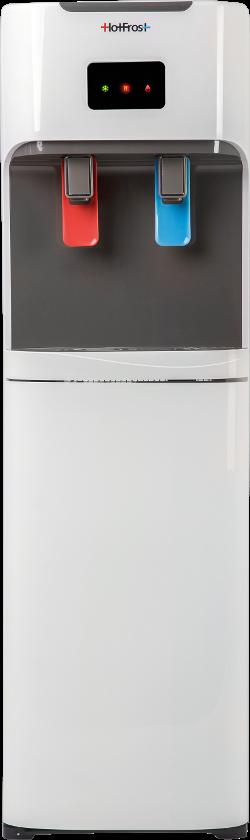 Напольный кулер для воды HotFrost 115AE