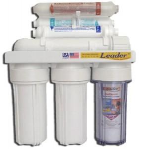 Фильтр для воды Leader RO-6 bio STANDART (Leader)