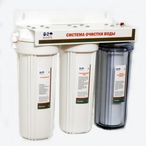 Фильтр для воды Raifil TRIO (PU905W3-WF14PR-EZ)