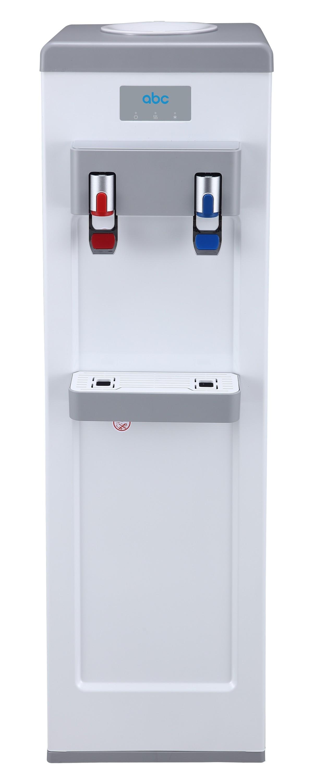 Напольный кулер для воды ABC V300 с компрессорным охлаждением с антивандальным корпусом