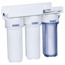 Фильтр для воды Leaderfilter MF 3-х колбовый (Leader)