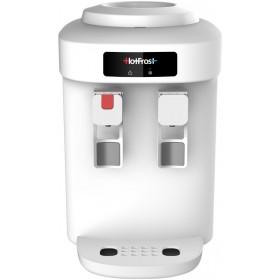 Новинка 2019! Настольный кулер с электронным охлаждением HotFrost D65E