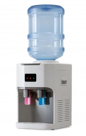 Настольный кулер для воды HotFrost D115 с компрессорным охлаждением